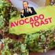 Avocado toast Porto-Vecchio